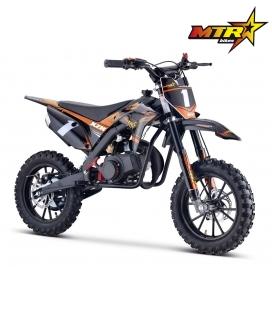 MTR minicross XZR naranja