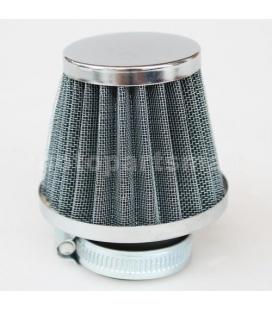 Steel air filter 35mm for dirt bike