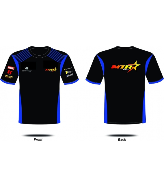 Camiseta deportiva MTR