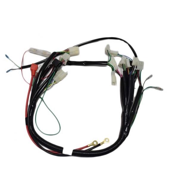 Instalacion electrica miniquad