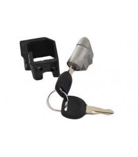 Cerradura para bateria extraible harley