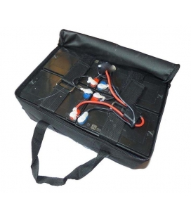 Pack batteries 1800w