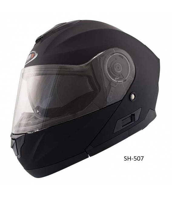 Modular helmet shiro