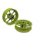 Rims lightweight 4T green fluor