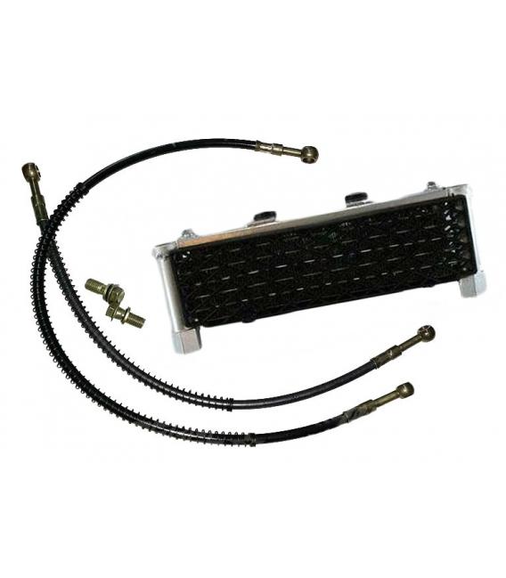 New format oil radiator