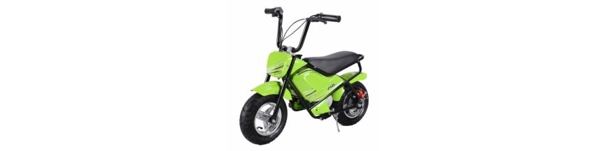 Spare parts electric minibike