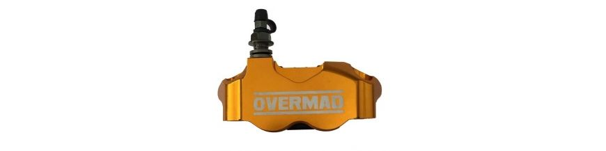 Brakes performance OVERMAD