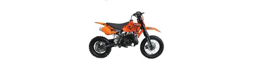 SPARE PARTS KTM50-65