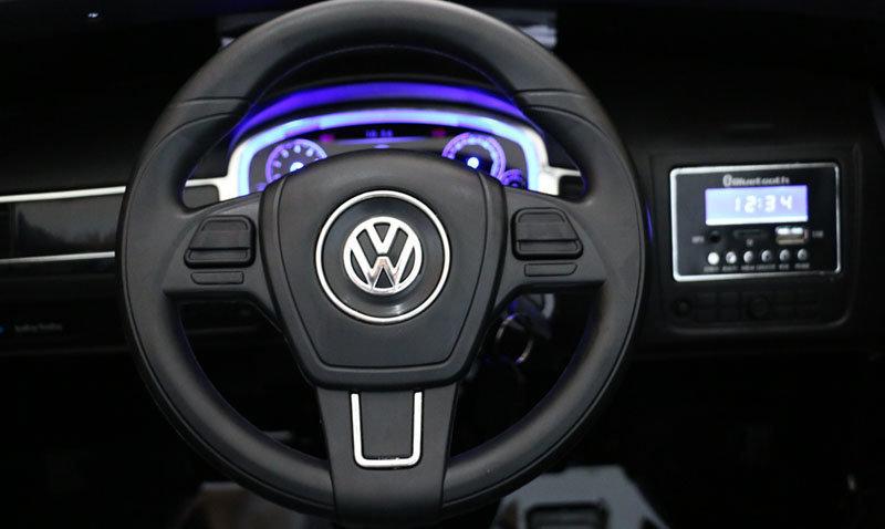 Panel de control coche toureg