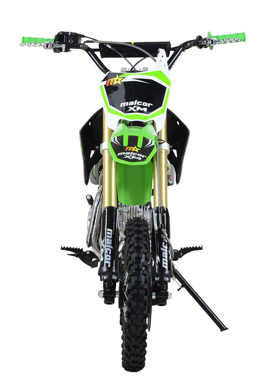 pit bike malcor xm125cc nuevo modelo 2016