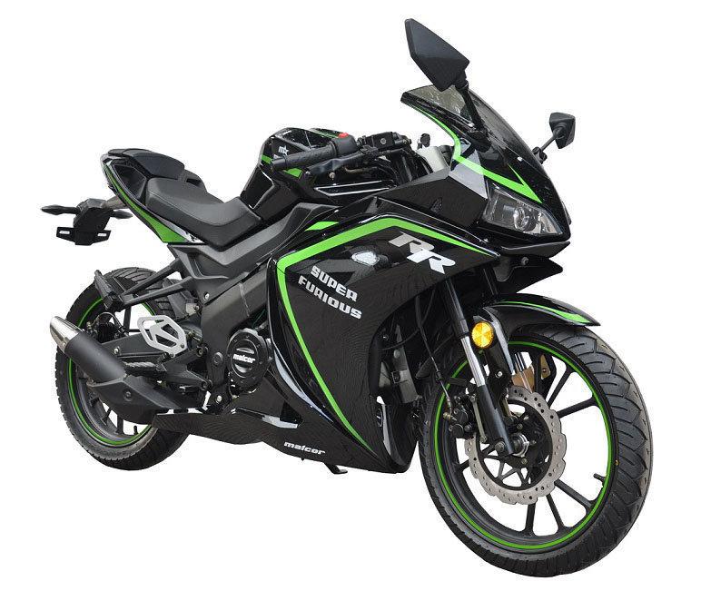 malcor super furious rr 125cc