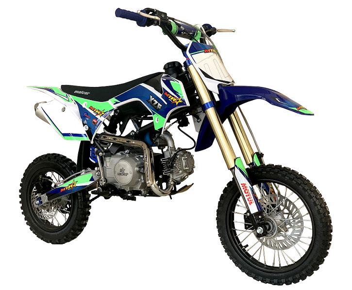 NUEVO modelo xzf 125 2020 color azul