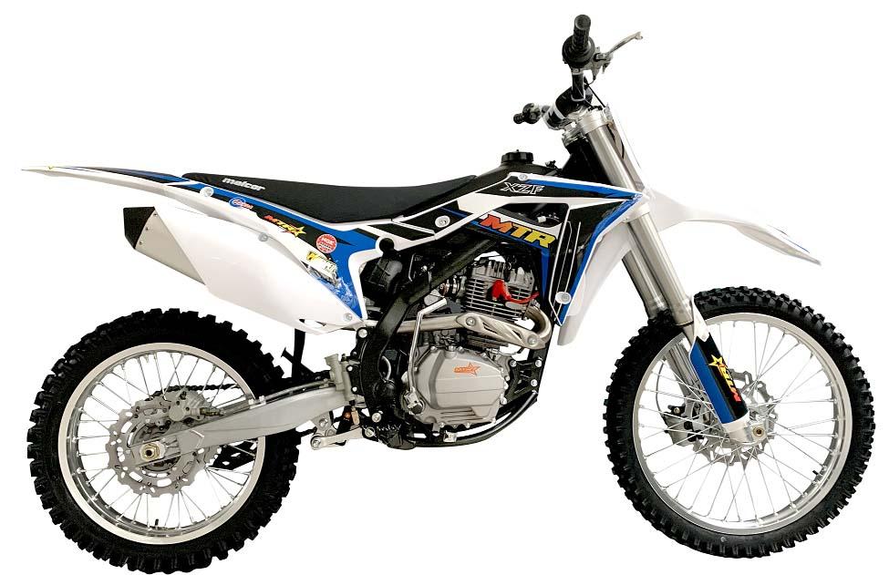 malcor xzf 250cc moto cross