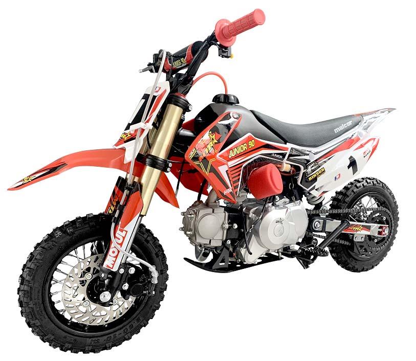 JUNIOR 90cc nuevo modelo para niños