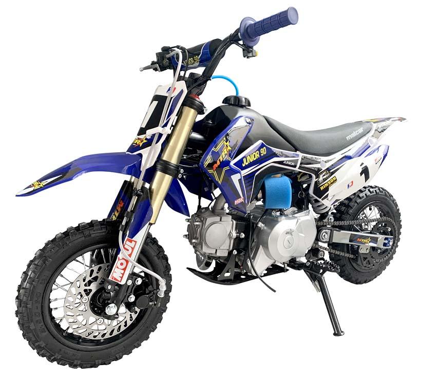 junior 90 azul