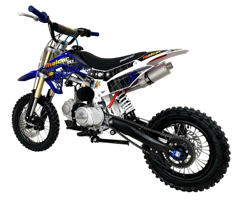 pit bike malcor xz2 125 minicross