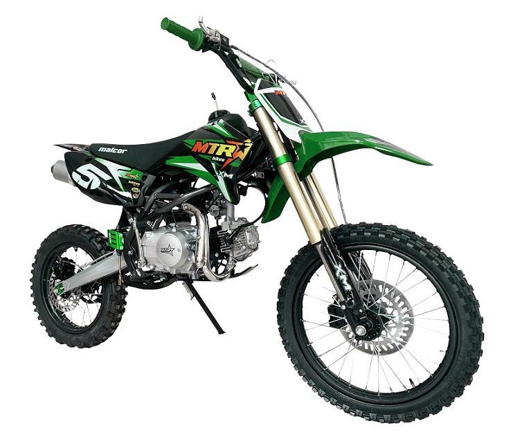 pit bike ruedas grandes 17 y 14 malcor xm125