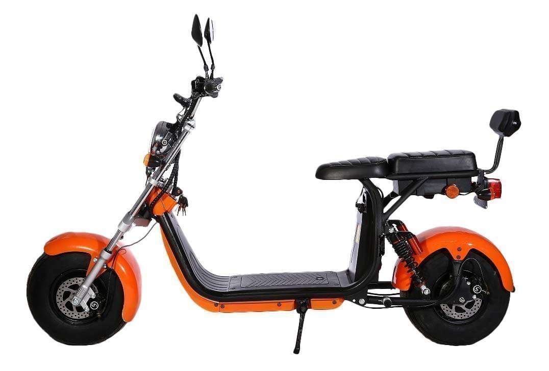 harley electrico matriculable 1500w