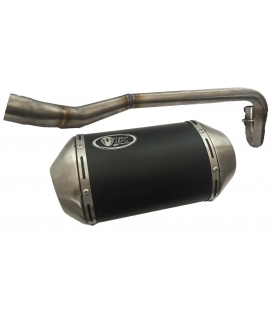 Exhaust turbokit super racer